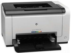 HP LaserJet CP1025 Treiber